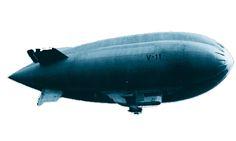 [1931] V-11 airship / Dirigeable V-11
