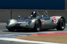 Jeffrey Abramson's very quick Lotus 23C