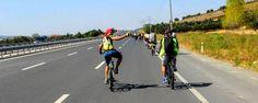 """19-22 Mayıs Edirne'den Çatalca'ya """"Euro Asia Velo"""" Bisiklet Turu"""