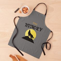 Wolf Design, Chiffon Tops, Apron, Printed, Awesome, Products, Prints, Aprons, Gadget
