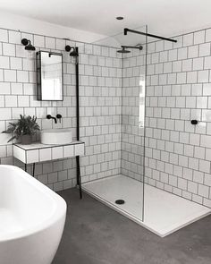 Small bath ideas; home decor on budget; small master bathroom budget makeover, bathroom decorating; Tile Shower Ideas; modern bathroom.