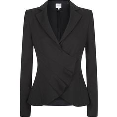 Suit Jackets For Women, Suits For Women, Clothes For Women, Business Attire, Business Fashion, Suit Fashion, Fashion Dresses, Armani Blazer, Mein Style