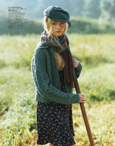 Spur December 2013 | Olivia Hamilton by Go Tanabe [Editorial] Blog de Moda