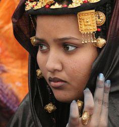 North Africa : Tuareg people
