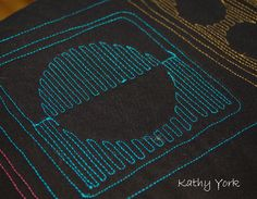 Kathy york quilting  positive negative is interesting