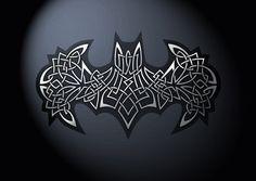 Celtic Batman Logo by ~helgivilberg on deviantART