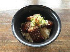 炭火厚揚げ丼 #vegan #vegetarian #vegansofjapan #vegankyoto #kyoto #ヴィーガン #ベジタリアン #動物性不使用 #菜食 #京都 (Vegans cafe and restaurant)