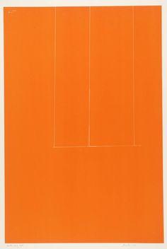 Robert Motherwell 'No. 5', 1970–72 © Dedalus Foundation, Inc/VAGA, New York and DACS, London 2014
