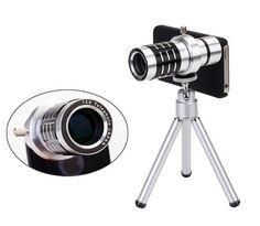Telescopio iPhone 6/6 Plus Zoom 12x