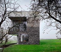 Flint House, Angleterre - Skene Catling de la Peña