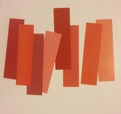 calm in trees — tideswest: Josef Albers colour scales