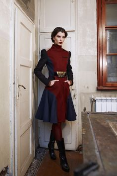 KNAPP The Post-War collection A/W 2012/2013 - Nothing and Everything A Futuristic Space Uniforms Inspired by SciFi series like Startrek and Perry Rhodan