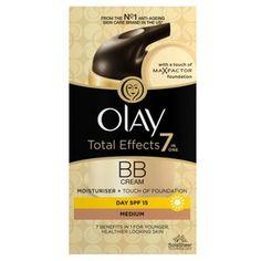 Olay Total Effects 7in1 BB Cream Moisturiser Medium 50ml