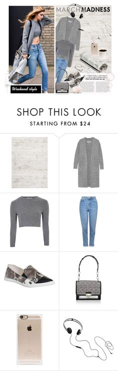 """""""Weekend style March Madness"""" by wodecai ❤ liked on Polyvore featuring By Malene Birger, Glamorous, Office, Karl Lagerfeld, Incase, AIAIAI and jcp"""