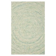 Found it at Wayfair - Ikat Ivory/Blue Area Rug
