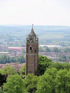 Cabot Tower, Brandon Hill, Bristol, UK