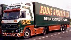 Semi Trucks, Big Trucks, Eddie Stobart Trucks, Road Train, Swedish Brands, Volvo Trucks, Fan Picture, Commercial Vehicle, Transportation