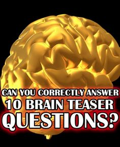 I got Brain Teaser Slayer! Can You Correctly Answer 10 Brain Teaser Questions? Brain Teaser Questions, Trick Questions, Funny Questions, Eye Tricks, Mind Tricks, Questions For Friends, This Or That Questions, Impossible Riddles, Jokes And Riddles