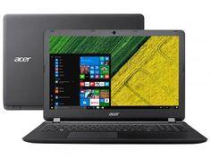 "Notebook Acer Aspire ES 15 Intel Core i3 4GB 500GB - LED 15,6"" Windows 10"