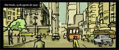 Ilustra Ideia: Ilustra Ideia_ Comércio de Artes_Diogo Medeiros Oliveira_AZÊ