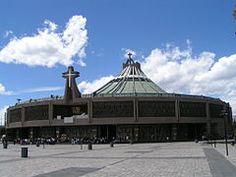 Basílica de Santa María de Guadalupe. D.F. Mexico 1709