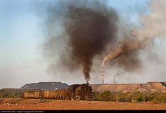RailPictures.Net Photo: BCL 804 BCL Mining and Smelting GT22LC2 at Silibi Pikhwe, Botswana by David Benn: