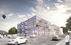 nps tchoban voss GmbH & Co. KG Hamburg Berlin Dresden Architecture + Urban Design Germany