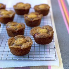 Easy Brown Sugar Cherry Cakes