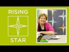 Make The Rising Star Quilt with Jenny