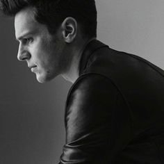 Jonathan Groff for InStyle, April 2016 issue. #JonathanGroff
