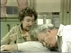 Archie Bunker( All in the Family) classic scenes! - YouTube Edith never shuts up and Archie commits suicide many times.