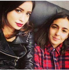Rosita Espinosa & Tara Chambers - The Walking Dead