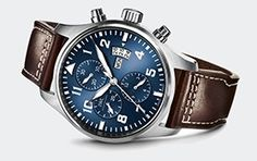 """IWC Pilot's Watch Chronograph Edition """"Le Petit Prince"""" IW377706"""
