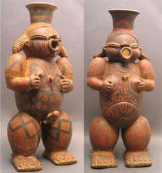 Debate La cerámica en la América Prehispánica Cultura YLAMA,1300-0  AC Colombia