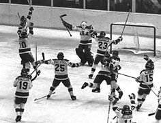 1980 USA Hockey Team - 35 years since one of the greatest hockey games ever and the win still means just as much today as it did back then