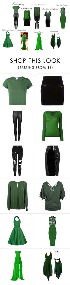 """Teen Female Loki"" by puddin89 ❤ liked on Polyvore featuring RE/DONE, Sandro, Helmut Lang, Dsquared2, Topshop Unique, MICHAEL Michael Kors, jon & anna, Loki, IWouldTotallyRockThis and TeenFemale"