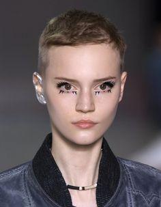 Le mannequin de la semaine : Lina Hoss - Elle
