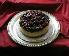 Fresh summer berry #cheesecake #HudsonValley #take out #to go #catering #wedding