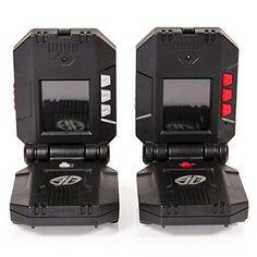 Audio Video WalkieTalkies Spy Gear Agents 160Ft Range Communications Toys Gift #SpyGear