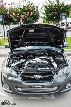 700hp 09 Subaru Legacy SpecB