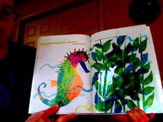 Mister Seahorse - Storytime!  (Eric Carle, read by Leepdx via YouTube)