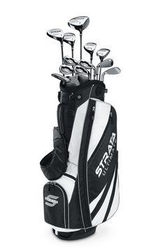 Callaway Ultimate Complete Golf Set