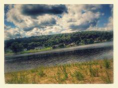 Lake in Amesbury