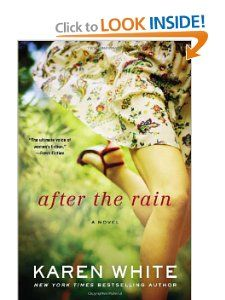 AFTER THE RAIN by Karen White (A Reading Group Choices January 2013 Featured Book).A novel set in the picaresque town of Walton, Georgia, where one woman is about to discover that the best journey is the one that brings you home. Just Girly Things, Simple Things, Lovely Things, And God Created Woman, Autumn Home, Bokeh, Belle Photo, Free Spirit, Summer Time