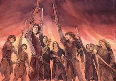 The Oath of Feanor