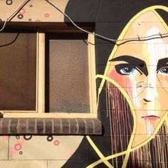 LOVE Katy G's work > Street art in Adelaide that captured my fancy