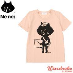 Ne Net 郵差貓 Tee T卹 T-shirt US$74.91
