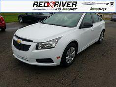 2012 *Chevrolet* *Chevy*  *Cruze* *LS*  33k miles $12,000 33422 miles 501-215-8044 Transmission: Manual  #Chevrolet #Cruze #used #cars #RedRiverDodge #HeberSprings #AR #tapcars
