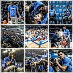 Thunder Boys in blue.