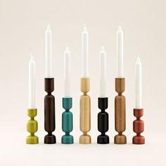 Normann Copenhagen candlesticks
